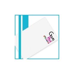 Papier de création carte simple, 8,2x12,8 cm