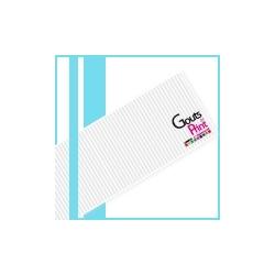Papier de création carte double, 8,2x25,6 cm ou 12,8x16,4 cm