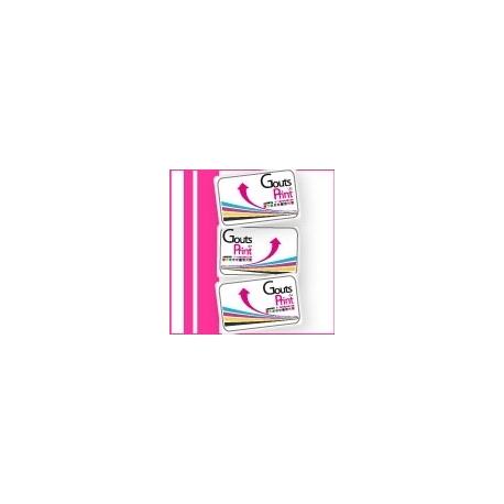 Adhésif papier non pélliculé de 150 à 315 cm2