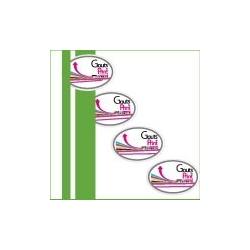 Sérigraphie coupe à la forme de 0 a 100 cm2